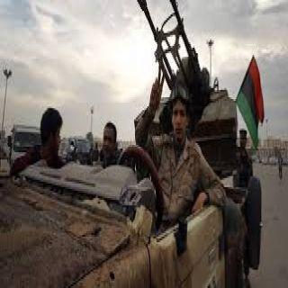 الجيش الوطني الليبي يتصدى لهجوم مسلح استهدف قاعدة جوية