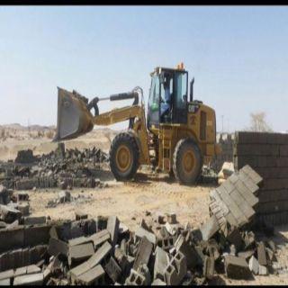 إستعادة أكثر من خمسة ملايين م2 من الأراضي الحكومية في #عسير