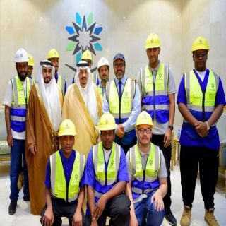 سمو أمير منطقة الرياض يشيد بصيانة التدريب التقني التطوعية