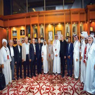 رئيس هيئة الهلال الأحمر يرأس وفد المملكة في إجتماع اللجنة التنفيذية الثاني
