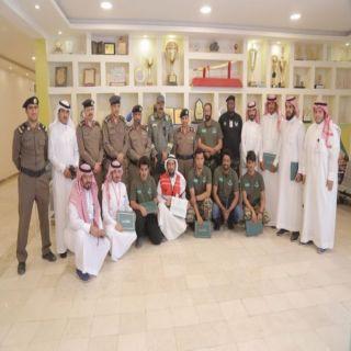 مُدير مدني القصيم يُشيد برعاية وإهتمام الفرق التطوعية في المنطقة