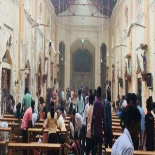 متحدث الشرطة ضحايا تفجيرات سريلانكا يرتفع إلى 310 قتيل