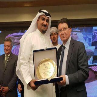 دماس يفوز بجائزة اوسكار للاعلام السياحي العربي بالقاهرة