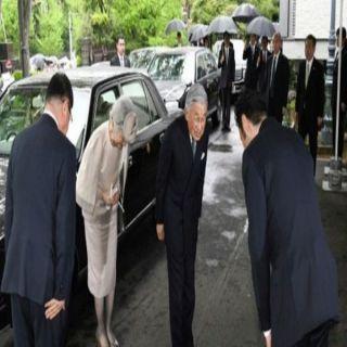 """إمبراطور #اليابان """" يتخلى عن العرش لابنه الأمير ناروهيتو"""