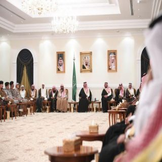 أمير عسير المنطقة تحظى بدعم واهتمام القيادة