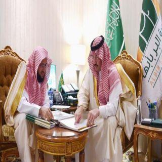 الأمير تركي بن طلال رئيساً فخرياً لجمعية البر بأبها
