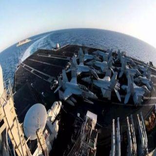 البنتاغون يرسل سفينة حربية وبطارية باتريوت للشرق الأوسط
