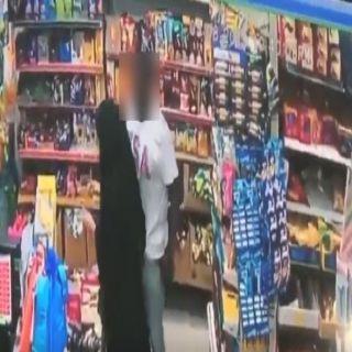 شرطة الشرقية توقع بمتحرش با إمرأة أثناء خروجها من محل تجاري