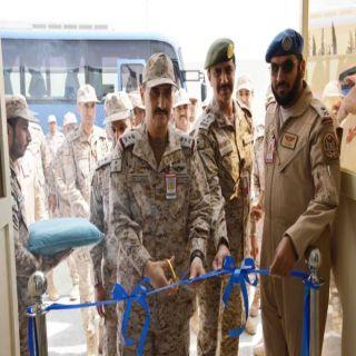 تدشين 11عيادة تخصصية بقاعدة الملك خالد الجوية بالجنوب