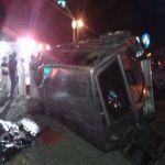 وفاة4 واصابة 6حالات في حادث مروري على طريق الملك عبدالله بخميس مشيط
