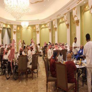 فرع جمعية حركية القصيم تقيم الإفطار الجماعي الرمضاني