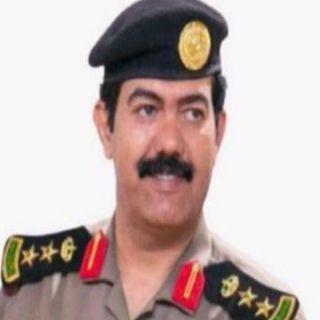 مدير شرطة خميس مشيط إلى ررتبة عميد