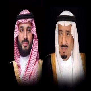 القيادة تُهنئ ملك #الأردن بذكرى استقلال بلاده