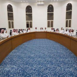 بلدي #البكيرية يعقد جلسته 49 في مقره الجديد