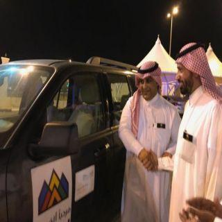 """محافظ محايل الملكلف """" يدشن مبادرة """" حسن الوفاه '' ببلدية بحر ابو سكينه"""