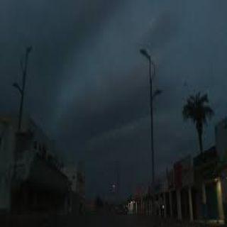 الأرصاد - أمطار رعدية على #المدينة_المنورة تستمر حتى التاسعة مساء اليوم