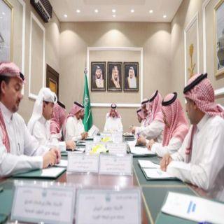 سمو أمير الشمالية يرأس اجتماع الإدارات الحكومية للاستعداد لعيد الفطر المبارك