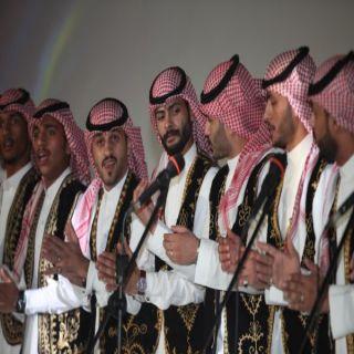 الدحة الشمالية رقصة للحرب تنعش فرحة العيد في عرعر