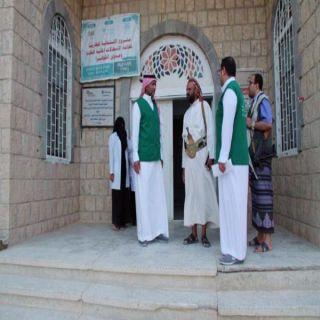 """""""إعمار اليمن"""" يفتتح مكتبه في محافظة الجوف اليمنية"""