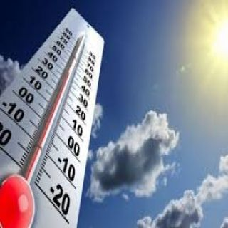 الأرصاد: موجة شديدة الحرارة ورياح على هذه المناطق