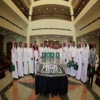 شؤون الطلاب بـ #جامعة_الملك_خالد تنظم رحلة علمية لرؤساء الأندية الطلابية