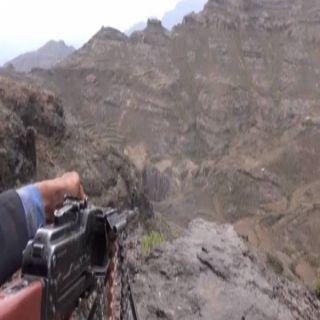 مصرع 20 حوثيًا بينهم قيادي بارز جنوب #اليمن