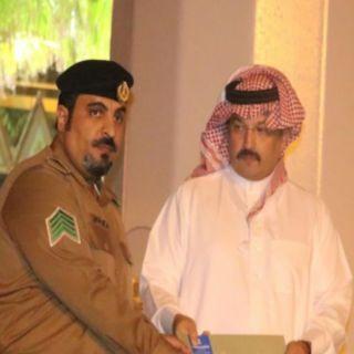 *أمير عسير يكرم أفراد مهمة أنقاذ محتجز أصدار تهامة