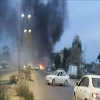 قتلى وجرحى في انفجار سيارة مفخخة ببنغازي