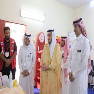 """""""البناوي""""يفتتح مركز التدريب بهلال #بارق"""