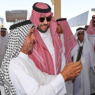 سمو أمير الشمالية يستقبل حجاج الجمهورية العراقية الشقيقة