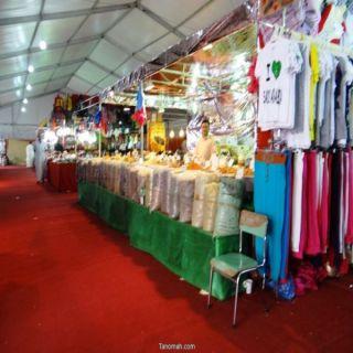مهرجان صيف#تنومة جذب سياحي ومتعة التسوق