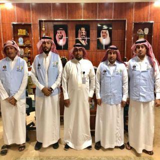 رئيس بلدية #بارق يوجه قسم صحة البيئة بتكثيف الجولات الرقابية خلال عيد الاضحى المبارك