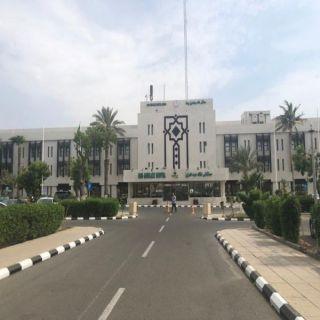 #صحة_جدة تسجل ( 19.041 ) زيارة لمستشفى الملك عبد العزيز بخلال شهر ذو القعدة
