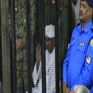 """""""البشير """" يمثل أمام المحكمة في الخرطوم بتهمة """"الفساد"""""""
