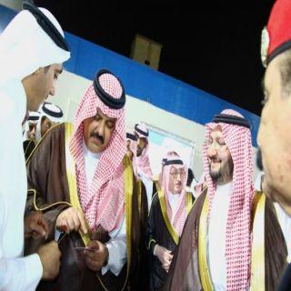 سمو أمير منطقة حائل يفتتح المقر الجديد لفرع الجامعة العربية المفتوحة بالمنطقة