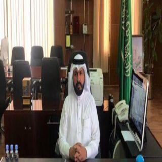 """المُهندس """"الفيفي"""" يُباشر مهام عمله رئيساً لبلدية مُحافظة #النماص"""