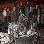 مقتل 18 في 3 انفجارات تستهدف حشدا لجماعة سياسية شيعية في بغداد