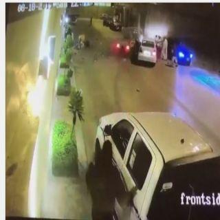 شرطة الرياض تضبط 7ظهروا في فيديو متدول إثر شجار بحي الفيحاء