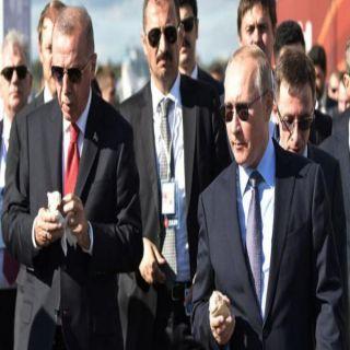 إنفاق روسي تركي على توسيع التعاون العسكري