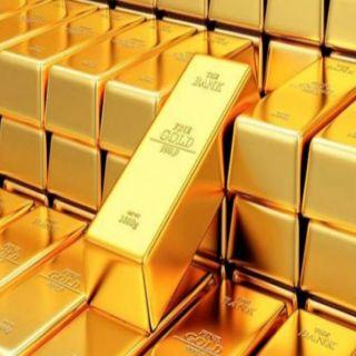 الذهب ينخفض  مٌقابل صعود الدولار