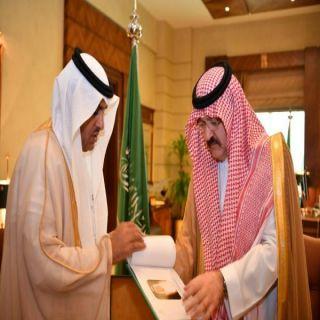 سمو أمير مُحافظة #جدة يتسلم تقرير إنجازات الشؤون الصحية