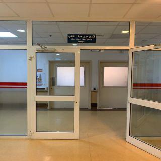 برنامج القلب بمستشفى الملك فهد بـ #جدة يعود بـ10 عمليات في بداية شهر ذي الحجة.