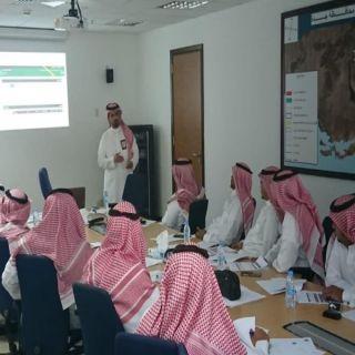 أمانة #جدة تنظم ورشة عمل نظام التأجير المؤقت للعقارات لتدريب منسوبيها