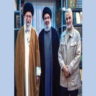 صورة تجمع خامنئي وسليماني ونصرالله تثير الكثير من التساؤلات