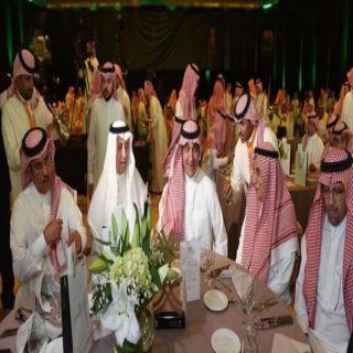 """وزارة الإعلام تتوج الفائزين بـ«جائزة التميز» و""""الشهري"""" أحد الفائزين"""