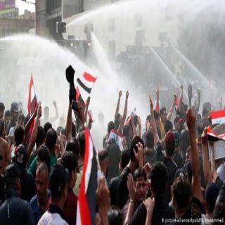 #العراق بلاإنترنت والمنطقة الخضراء مغلقة وانباء عن اقتحام مباني 4 محافظات