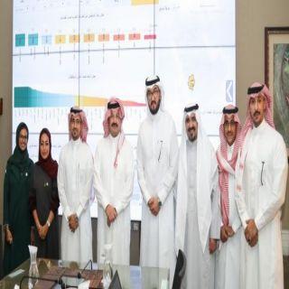 أمير عسير يوقع مذكرة تعاون بين إمارة المنطقة والمركز الوطني لقياس أداء الأجهزة العامة