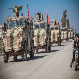 المملكة تُدين الإعتداء التُركي على شمالي سوريا