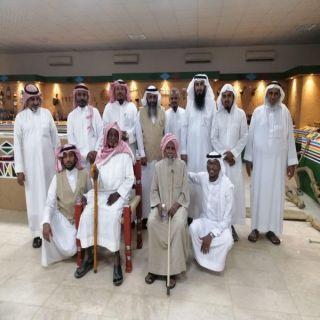 #بارق :بوارق الخير التطوعي يُنظم رحلة للمسنين إلى متحف محايل الأثري