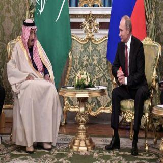 مراسم استثنائئية لأول زيارة رسمية للرئيس الروسي منذ 12 عام